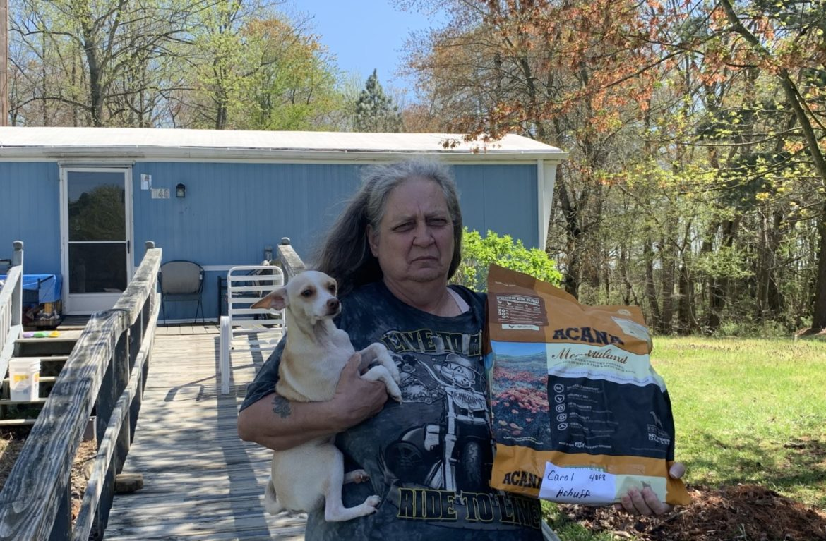 BVSPCA Partners with Meals On Wheels